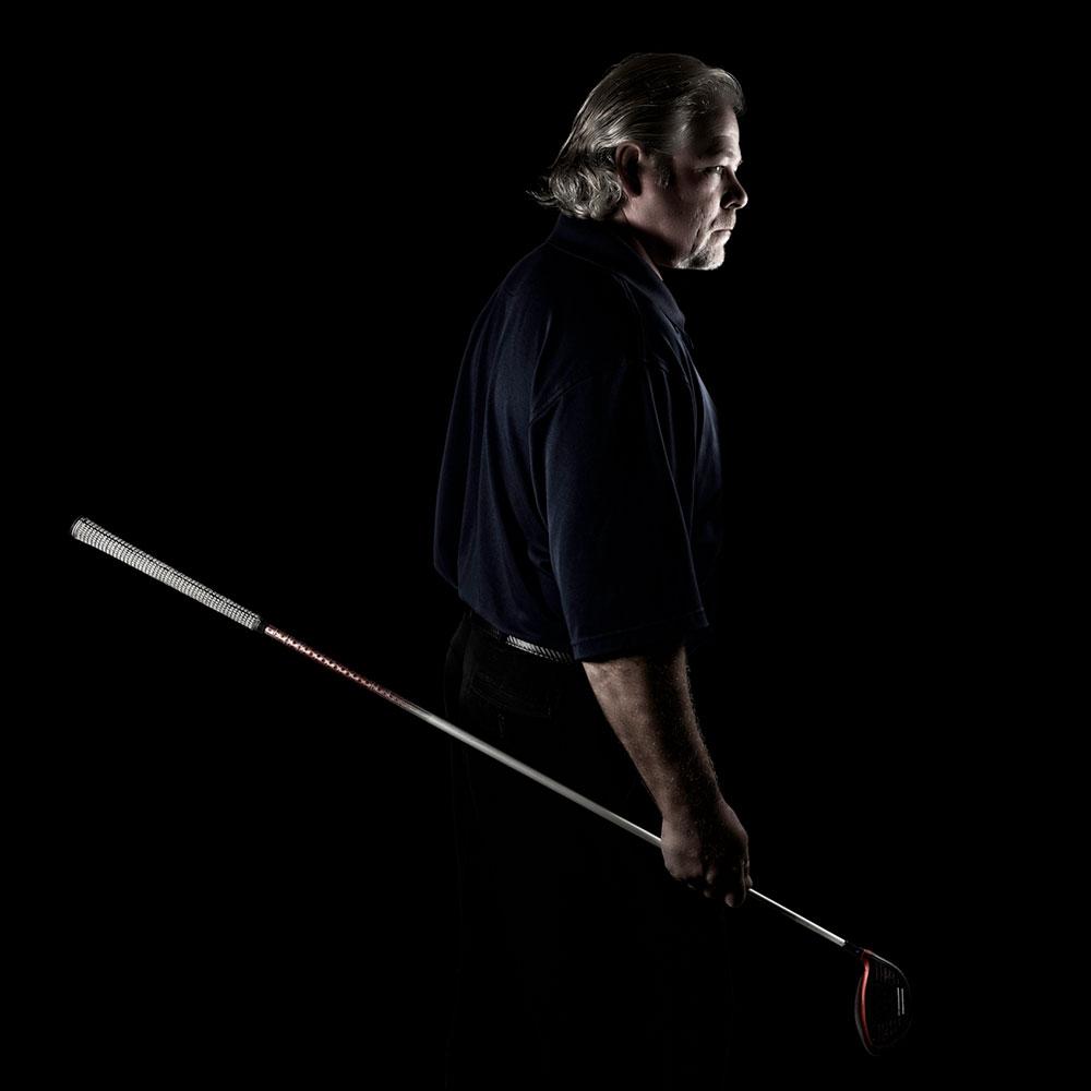 Portrait of Mike Merchent